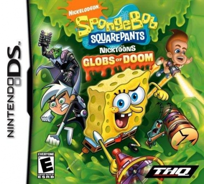 SpongeBob SquarePants Featuring Nicktoons - Globs of Doom image